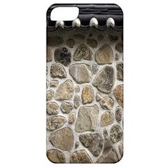 Roof Tile Damme Wall Stone Apple Iphone 5 Classic Hardshell Case
