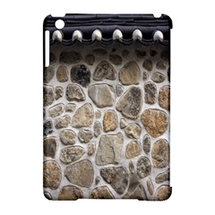 Roof Tile Damme Wall Stone Apple iPad Mini Hardshell Case (Compatible with Smart Cover)