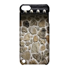 Roof Tile Damme Wall Stone Apple Ipod Touch 5 Hardshell Case With Stand