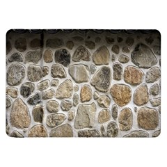 Roof Tile Damme Wall Stone Samsung Galaxy Tab 8.9  P7300 Flip Case
