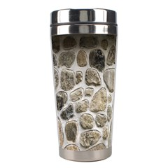 Roof Tile Damme Wall Stone Stainless Steel Travel Tumblers