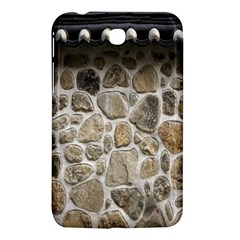 Roof Tile Damme Wall Stone Samsung Galaxy Tab 3 (7 ) P3200 Hardshell Case
