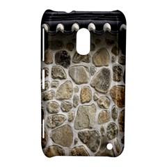 Roof Tile Damme Wall Stone Nokia Lumia 620