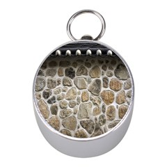Roof Tile Damme Wall Stone Mini Silver Compasses