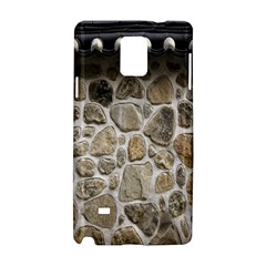 Roof Tile Damme Wall Stone Samsung Galaxy Note 4 Hardshell Case