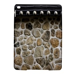 Roof Tile Damme Wall Stone iPad Air 2 Hardshell Cases