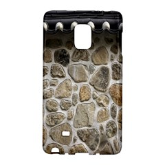 Roof Tile Damme Wall Stone Galaxy Note Edge