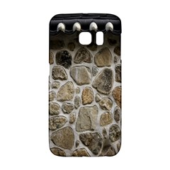 Roof Tile Damme Wall Stone Galaxy S6 Edge