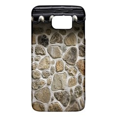 Roof Tile Damme Wall Stone Galaxy S6