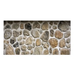 Roof Tile Damme Wall Stone Satin Shawl