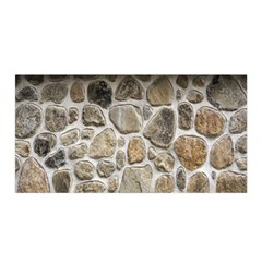 Roof Tile Damme Wall Stone Satin Wrap