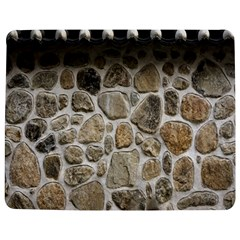 Roof Tile Damme Wall Stone Jigsaw Puzzle Photo Stand (Rectangular)