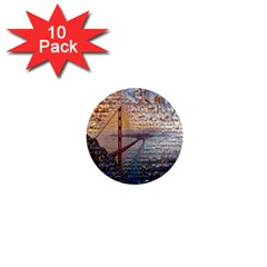 San Francisco 1  Mini Buttons (10 pack)