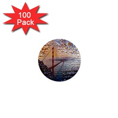 San Francisco 1  Mini Buttons (100 pack)