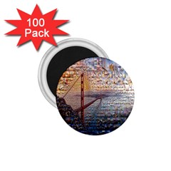 San Francisco 1 75  Magnets (100 Pack)