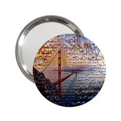 San Francisco 2.25  Handbag Mirrors