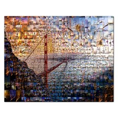 San Francisco Rectangular Jigsaw Puzzl