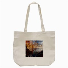 San Francisco Tote Bag (Cream)