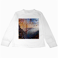 San Francisco Kids Long Sleeve T Shirts