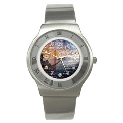 San Francisco Stainless Steel Watch