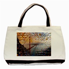 San Francisco Basic Tote Bag (two Sides)