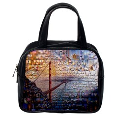San Francisco Classic Handbags (one Side)