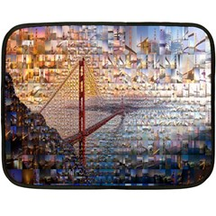 San Francisco Fleece Blanket (Mini)