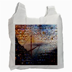 San Francisco Recycle Bag (one Side)