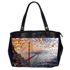 San Francisco Office Handbags (2 Sides)