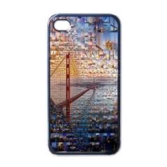 San Francisco Apple iPhone 4 Case (Black)