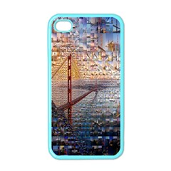 San Francisco Apple iPhone 4 Case (Color)