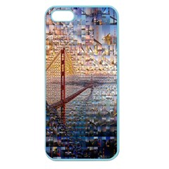 San Francisco Apple Seamless Iphone 5 Case (color)