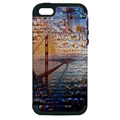 San Francisco Apple Iphone 5 Hardshell Case (pc+silicone)