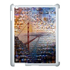 San Francisco Apple iPad 3/4 Case (White)