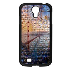 San Francisco Samsung Galaxy S4 I9500/ I9505 Case (black)