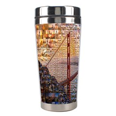 San Francisco Stainless Steel Travel Tumblers