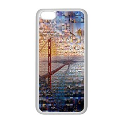 San Francisco Apple Iphone 5c Seamless Case (white)