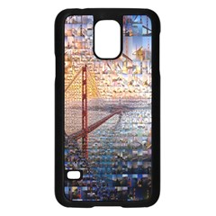 San Francisco Samsung Galaxy S5 Case (Black)