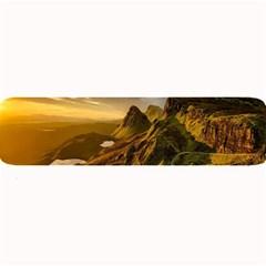 Scotland Landscape Scenic Mountains Large Bar Mats