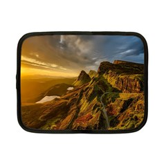 Scotland Landscape Scenic Mountains Netbook Case (Small)