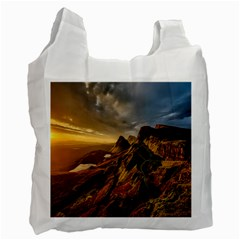 Scotland Landscape Scenic Mountains Recycle Bag (One Side)