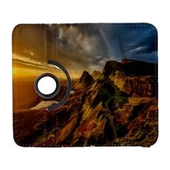 Scotland Landscape Scenic Mountains Galaxy S3 (flip/folio)
