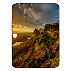 Scotland Landscape Scenic Mountains Samsung Galaxy Tab 3 (10 1 ) P5200 Hardshell Case