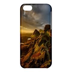 Scotland Landscape Scenic Mountains Apple iPhone 5C Hardshell Case