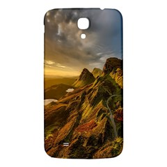 Scotland Landscape Scenic Mountains Samsung Galaxy Mega I9200 Hardshell Back Case