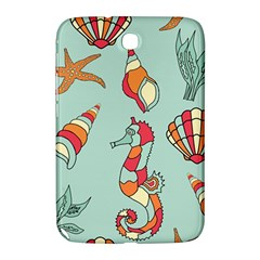 Seahorse Seashell Starfish Shell Samsung Galaxy Note 8.0 N5100 Hardshell Case