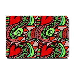 Seamless Tile Background Abstract Small Doormat