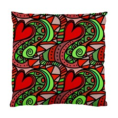 Seamless Tile Background Abstract Standard Cushion Case (One Side)