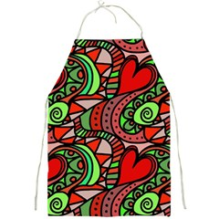 Seamless Tile Background Abstract Full Print Aprons