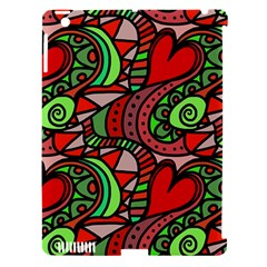 Seamless Tile Background Abstract Apple Ipad 3/4 Hardshell Case (compatible With Smart Cover)